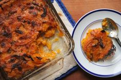 Ian Knauer's* recipe, Butternut Squash Gratin, is a breeze to cook. Ian Knauer worked for 'Gourmet' and is the author of the IACP Award–nominated cookbook 'The Farm.'
