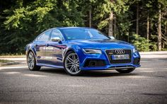 2014 Audi RS 7: First Drive
