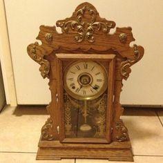 Seth Thomas Antique Clock