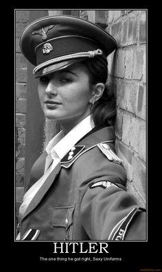 Accept. interesting Sexy nazi women uniforms