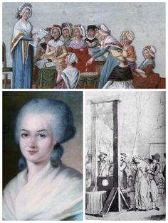 ⌛️ 3 novembre 1793 : Olympe de Gouges (auteur Déclaration des droits de la Femme et de la Citoyenne) est guillotinée.