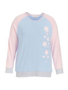 P.A. Plus Falling Stars Sweater | Peter Alexander