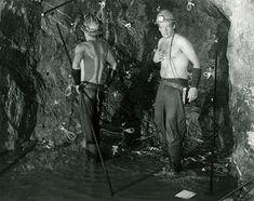 underground miner - Google Search