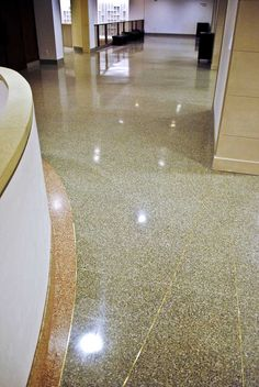 The General Contractor & Terrazzo: The Reputation vs. The Reality Seven Keys to Grief-Free Installation