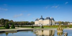 7 Luxury Homes You Can Rent -Chateau Vaux-le-Vicomte:  HISTORY: This château was designed by the architect of Versailles and is just an hour from Paris.BONUS: The grand gardens and history—previous guests included Louis XIV and Molière.DRAWBACK: Dancing inside the château is forbidden (but tents can be built for partying outdoors).