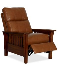 Looking for Contemporary Recliners? Make your home comfortable with Leather Contemporary Recliners, Wood Contemporary Recliners, and Fabric Contemporary Recliners at Macy's. Brown Furniture, Leather Furniture, Furniture Sale, Accent Furniture, Furniture Ideas, Garage Furniture, Nice Furniture, Cabin Furniture, Painted Furniture
