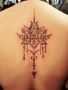 Newest addition to my tattoo addiction, #tattoos #lotus #aarow