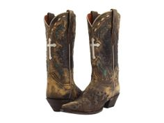 dan post cowgirl boots | Dan Post Womens Anthem Tan Vintage Leather Western Cowboy Boots