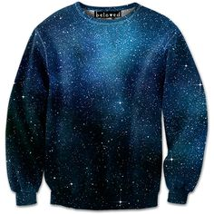 Beloved Shirts presents the Starry Starry Night Sweatshirt Cool Outfits, Fashion Outfits, Womens Fashion, Beloved Shirts, Galaxy Fashion, Character Outfits, Sweater Weather, My Wardrobe, Pull