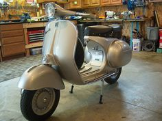 VS5 Vespa GS150 almost done #2 | Flickr - Photo Sharing!