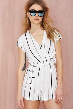 #nastygal Faithfull Mercury Rayon Romper | Shop What's New at Nasty Gal