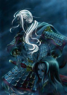 Twelve Kingdoms The Twelve Kingdoms, Lesbian Wedding, Chest Tattoo, Light Novel, Source Of Inspiration, Picture Quotes, Manhwa, Amazing Art, Manga Anime