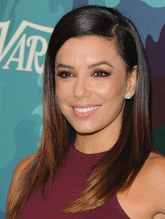 "Eva Longoria ""I think it's a silly name, but I love the effect,"" says Backe of the babylights trend, and we have to agree. Think natural highlights with a smoother and more gradual change than ombré."