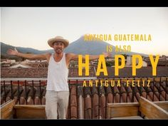 Pharrell Williams - Happy (LA ANTIGUA IS ALSO HAPPY) #HAPPYDAY - http://www.nopasc.org/pharrell-williams-happy-la-antigua-is-also-happy-happyday/