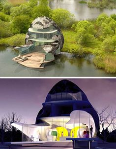 Houses incredible!  Micoleys picks for #StrangeBuildings  www.Micoley.com