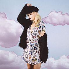Flutter  Wrap Dress Valfre.com #valfre | @paulinashafir