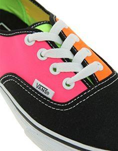 336ac2b93c0 25 Best Neon Vans images