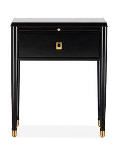 Lacourte Side Table #williamssonoma