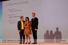 3 Dream Actions mbak Dini Shanti #OriflameGC2013