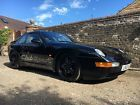 Porsche 968 Club Sport Manual 1994 Black on Black 61000 Miles HUGE Spec FSH