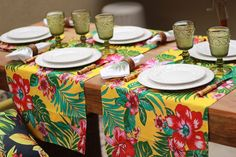 Conheça nossa incrível seleção com 65 referências visuais de decoração com tecido de chita — Acesse, confira todas as fotos e inspire-se.