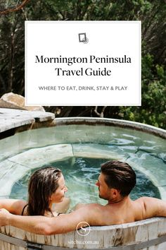 The best things to do when visiting the Mornington Peninsula, including a visit to the popular Mornington Peninsula Hot Springs. Health Retreat, Yoga Retreat, Australian Holidays, Romantic Things To Do, Luxury Camping, Colorado Mountains, Travel Oklahoma, Romantic Getaways, Death Valley