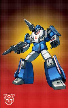 Autobot Mirage G1 by ~Dan-the-artguy on deviantART