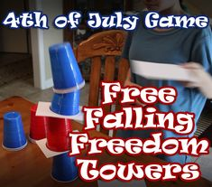 freedom towers 4th of july game