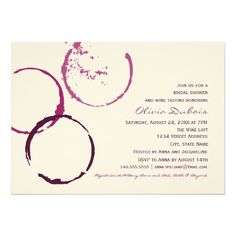 wine tasting bridal shower invitation printable winery or wine theme wine tasting