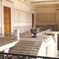 Altes Museum | Abri+Raabe Berlin Museum, Neoclassical Architecture, Cityscapes, Architects, 19th Century, Roman, Stairs, Interior, House