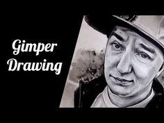 #gimper #tomasz #dzialowy #polska #youtuber #portrait #realistic #hiperrealistic #howto #jaknarysowac #poradnik #tutorial #games #gry #artist #design #noemisparkle #Gimper Rysunek Portret - YouTube