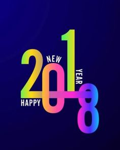 Happy new year 2018 phrases to wish friends family. May this new year bring all the crazy colors and fun in your life.