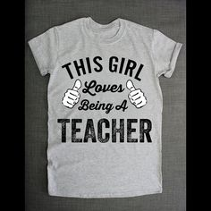 teacher teacher gifts teacher shirts by FurenoSignature on Etsy