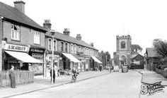 Church Street early 1900's
