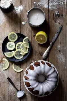 Lemon bundt cake - Carnets parisiens