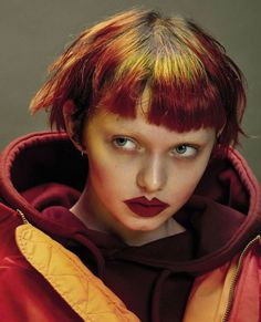 WASD — Next Generation Hair Portraits Publication: Vogue...