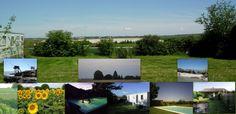 Gite in zuid west frankrijk met Zwembad Aan de zuidwest kust van Frankrijk, in de Charente-Maritime, 30 minuten van zee, hebben wij voor u: een gîte (vakantiehuisje), plaats biedend aan één gezin van maximaal