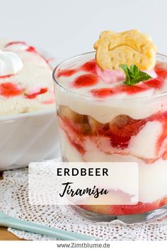 Dessert In A Jar, Tiramisu Dessert, Köstliche Desserts, Cheesecake, Food Porn, Pudding, Treats, Baking, Sweet