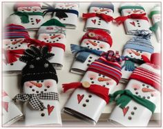 Handmade Christmas Gifts - MB Desire Collection