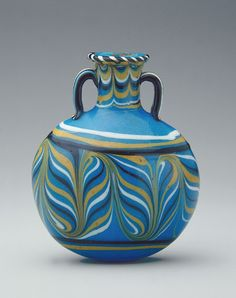 TITLE:	Vessel  OWNER:	Freer Gallery of Art  COUNTRY OF ORIGIN:	Egypt  DATE OF CREATION:	1300 BC