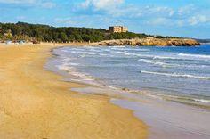 Arrabassada, Tarragone, Costa Dorada - Catalogne (Espagne)