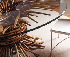 DETAIL // KNOT DINING TABLE