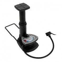 Mini pompe à pied avec indicateur manomètre
