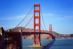 Definitely the Golden Gate Bridge of USA is one of the most stunning architectures of the world.