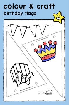 birthday flags, coloring pages, colouring picture, kids, birthday, crafts, celebrations • vlaggen voor verjaardag, kleurplaat, kleurprent, kinderen, verjaardag, knutselen, feesten • Geburtstagsgirlande, Ausmalbilder, Malvorlagen, Kinder, Geburtstag, Basteln, Feste • banderole anniversaire, coloriage, image à colorier, enfants, anniversaire, bricoler, fêtes #freebie #ColoringPages #kleurplaat #Ausmalbilder #coloriage #kids #kinderen #Kinder #enfants #verjaardag #birthday #Geburtstag #anniversaire Winter Pictures, Colorful Pictures, Birthday Flags, Birthday Coloring Pages, Make A Snowman, Color Crafts, Nouvel An, Educational Games, Colored Paper