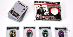 Gloom Card Game Review - Gray Cat Games