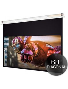 160cm Ceiling Recessed Projector Screen - Projector Screens - Products