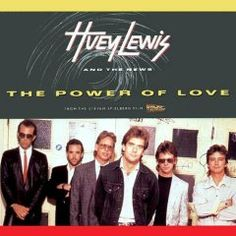 """""""The Power Of Love"""" Huey Lewis and The News (1985)"""