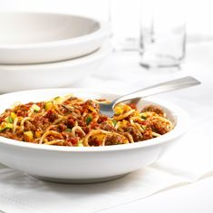 Rich Beef Ragu Sauce Recipe by Canadian Beef Spaghetti Sauce Ingredients, Sauce Spaghetti, Spaghetti Recipes, Pasta Recipes, Beef Recipes, Beef Meals, Ground Sirloin, Meat Sauce, Recipes