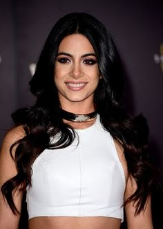 Emeraude Toubia – Star Wars: The Force Awakens Premiere in Hollywood